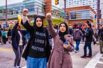 White supremacy in the USA extends outside the countries borders with ongoing military conflicts around the world. The fight against white supremacy Baltimore can be felt around the world.
