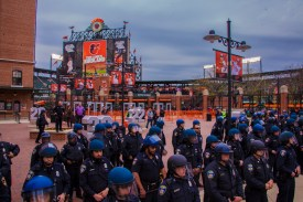 The images from Oriole Park that day are a painful reminder of how white supremacy and capitalism intermingle in the USA.