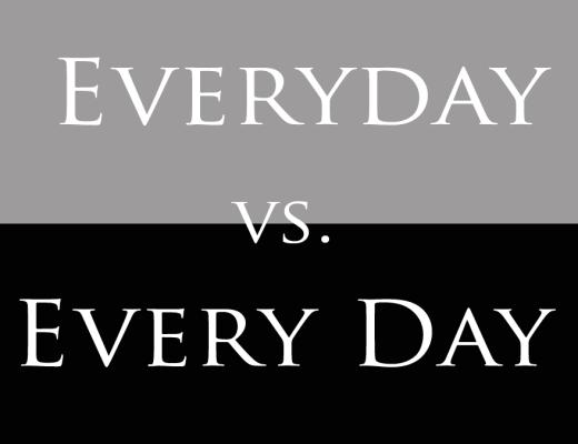 everyday1 520x400 - Everyday X Every day
