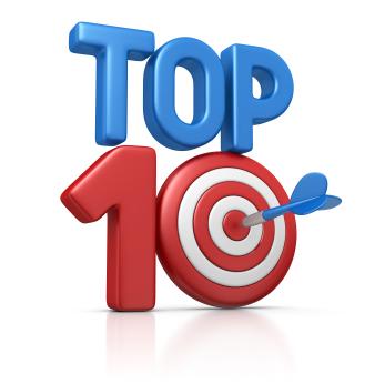 top 10 - AS 10 PALAVRAS MAIS FALADAS EM INGLÊS!