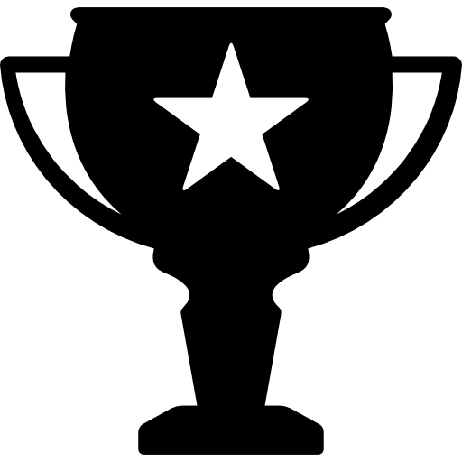 trophy with a star - Readers com Elen Fernandes