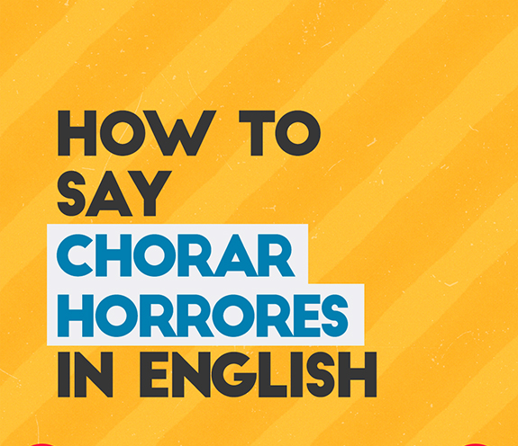 """BLOG COMO SE DIZ CHORAR HORRORES - Como se diz: """"chorar horrores"""" em inglês?"""