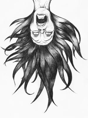 Scream Hair