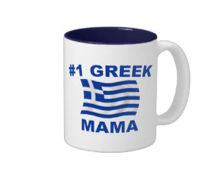 Greek Super Mama