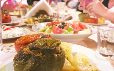 Cretan Cooking Class