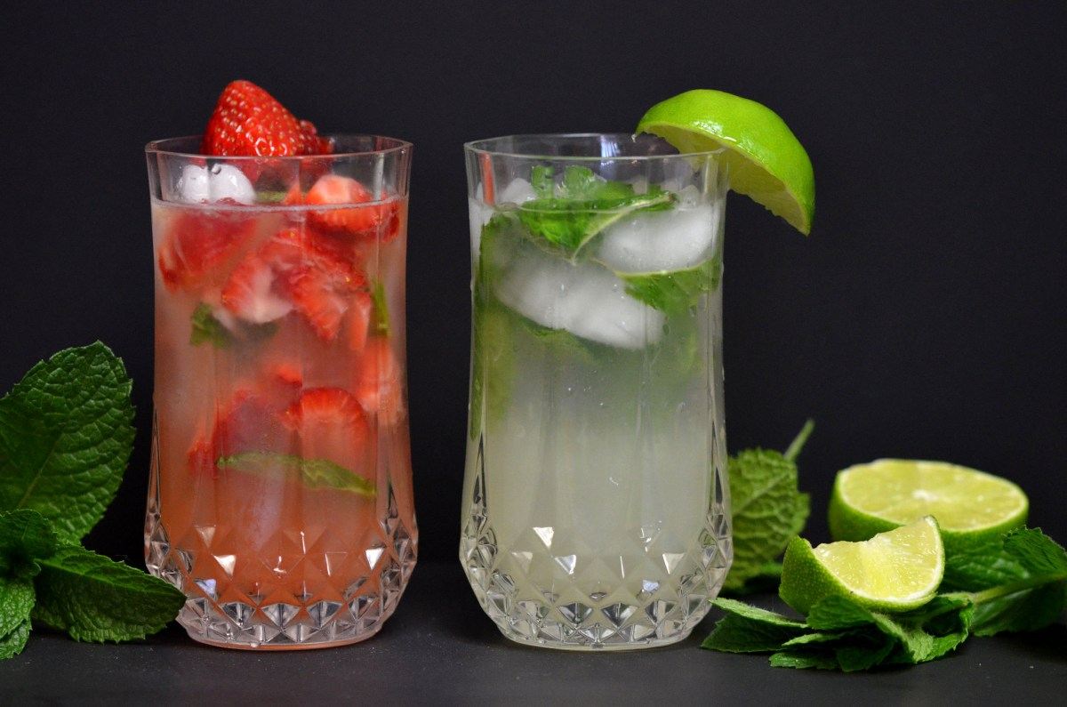 The Ouzito: Greek Ouzo Mojito