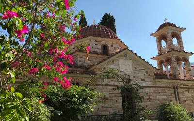 Monastery of St. John the Baptist, Megara