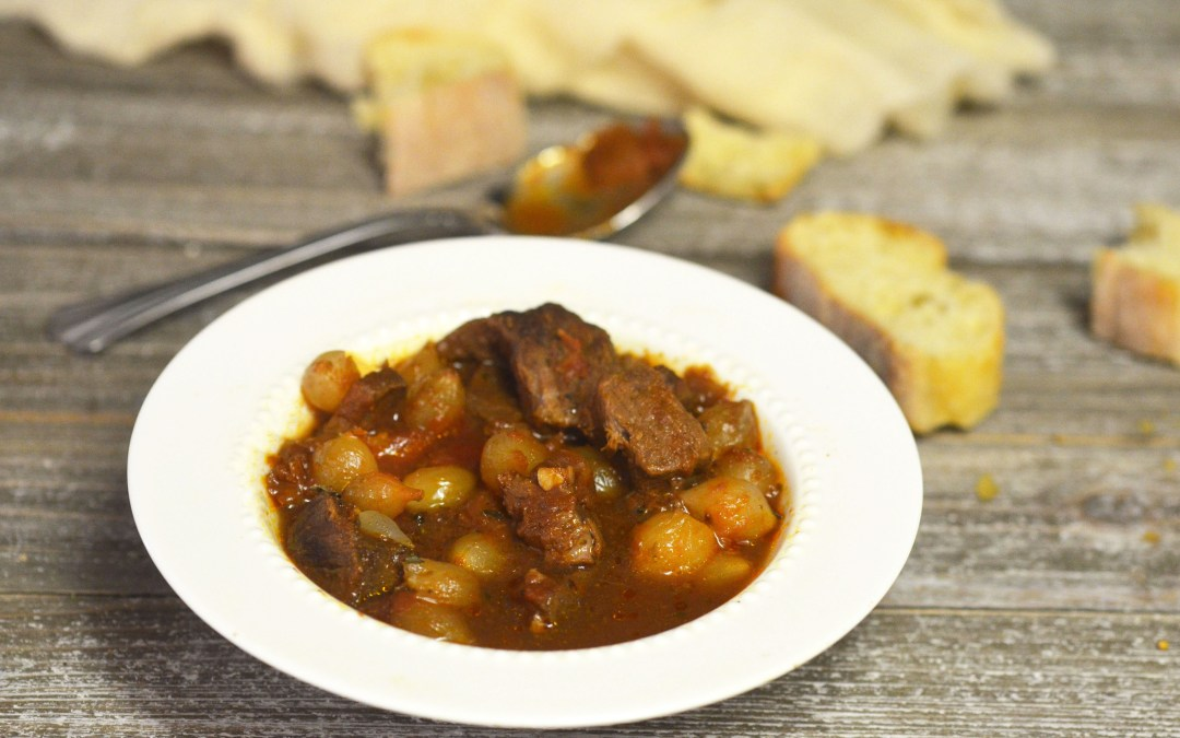 Stifado (Beef Stew)