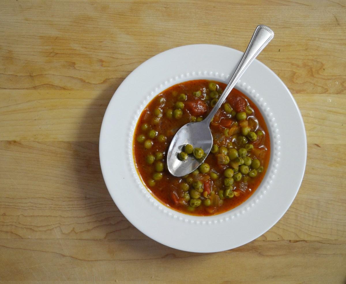 Nitsa's Peas