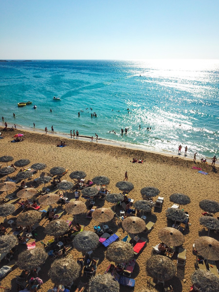 5 Favorite Beaches in Crete
