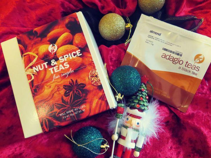 Adagio Teas-Nut and Spice Teas, Almond