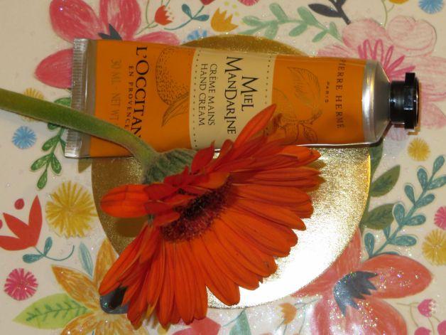 L'Occitane Miel Mandarine Hand Cream