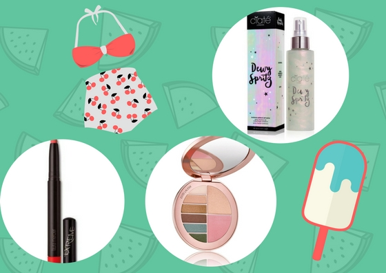 Top Makeup Picks for 2018 Summer Beauty Looks