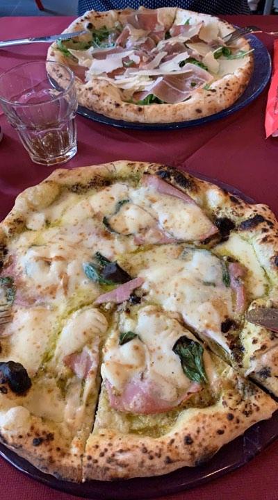 Pizza Starita Turin