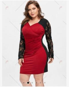 rochii rosegal