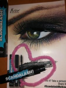 mascara scandalash