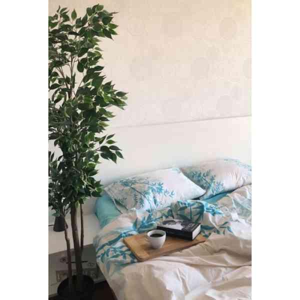 lenjerii de pat bumbac ozdilek bamboo tree