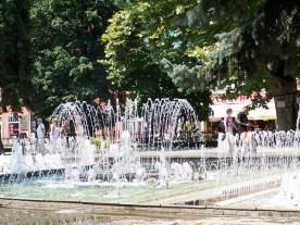 Pevejuća fontana