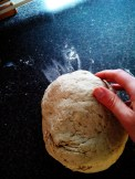 Kneading, and kneading, and...