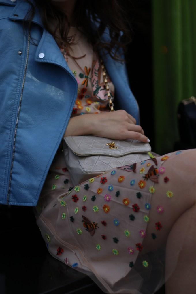 eleonora milano borsa vintage chanel lusso