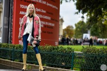 Paris Fashion Week - Photographer Hugo Lee - shootingthestyle.com