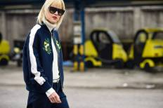 Milan Fashion Week -Bomber Stella McCartney Resort 2016 - Photographer Hugo Lee - shootingthestyle.com