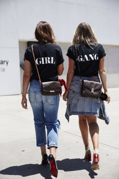 Girl gang - TheyAllHateUs - theyallhateus.com