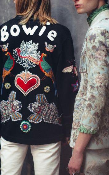 Gucci menswear backstage Fall 2016 - vogue.com