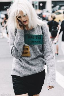 New York Fashion Week Street Style - collagevintage.com