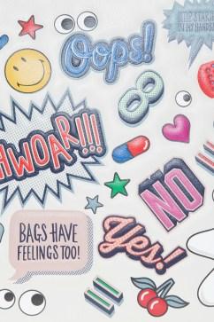 Anya Hindmarch Sticker bag