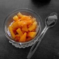 Pineapple achar / Pineapple pickle