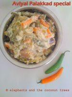 avial palakkad special.Kerala Sadhya recipes