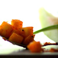 Watermelon rind pickle / watermelon rind achar with step by step pictures / Summer pickle / Kerala style pickle