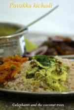 Pavakka kichadi / Bittergourd in Yogurt / Nadan pavakka kichadi / Kerala recipe