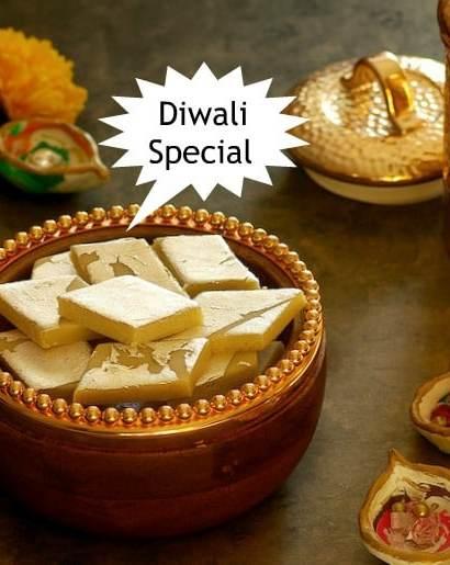 Thumbnail for Kaju Katli / Cashew nut Burfi