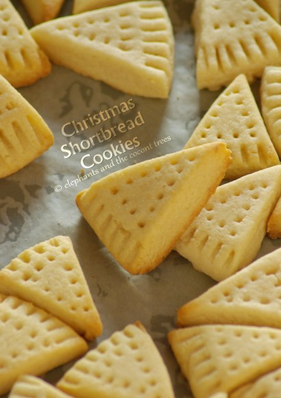 Thumbnail for Christmas Shortbread Cookies (Without cookie cutter)