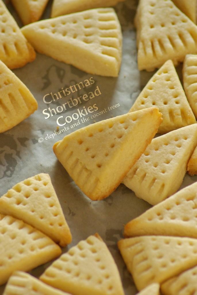 Short bread cookies,Baked goods