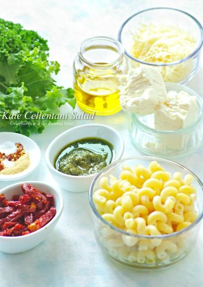 Thumbnail for Kale Cellentani Salad