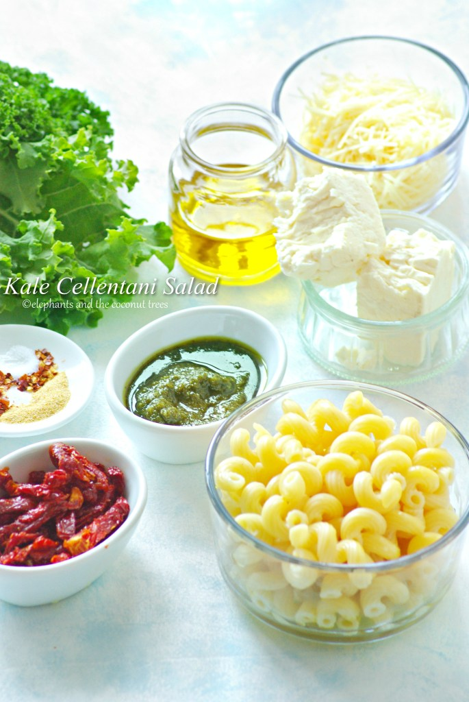 Kale Cellentani Salad
