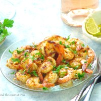Garlic Shrimp |Easy stove top recipe with 5 ingredients|
