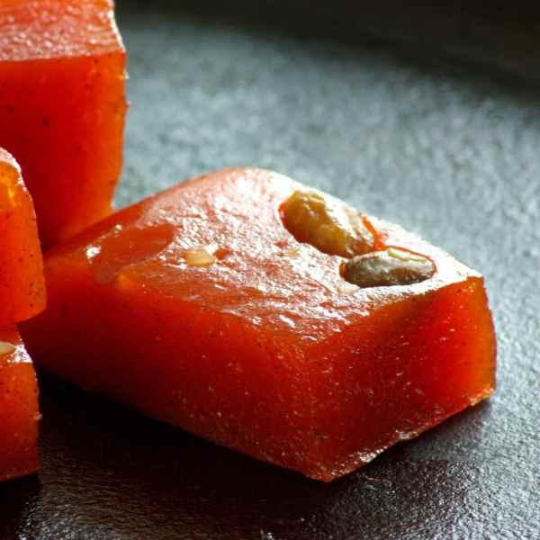 watermelon halwa no artificial colors
