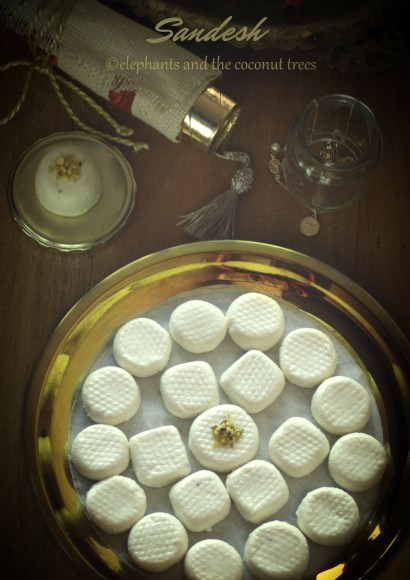 Thumbnail for Sandesh / Kacha golla / Traditional Bengali Sweet