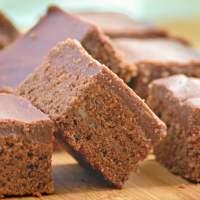 Brownies with Condensed milk