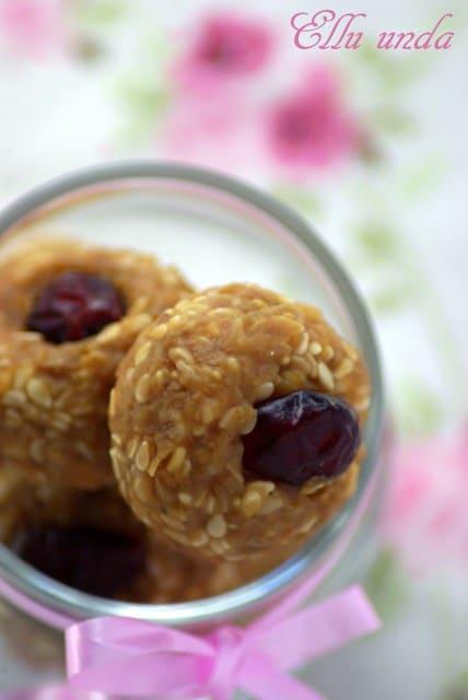 sesame ladoo,Easy Diwali sweets