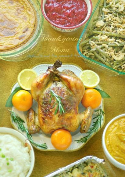 Thumbnail for Whole Roasted Chicken with Lemon and Rosemary