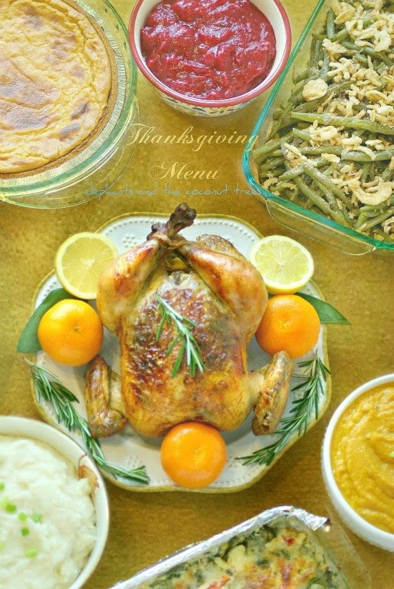 Whole Roasted Chicken with Lemon and Rosemary is one of the most flavorful, fool-proof recipes you can pull off easily.