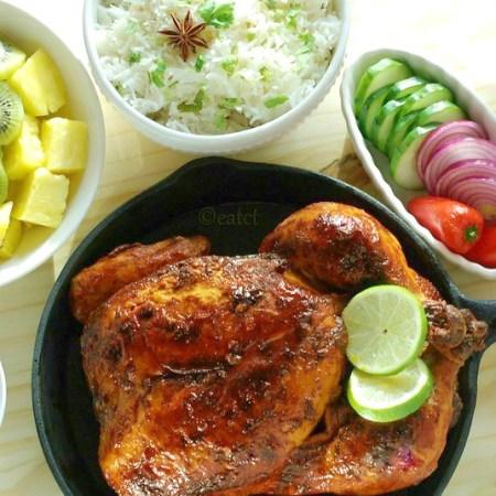 tandoori chicken , chicken recipes