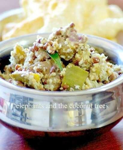 Thumbnail for Thiruvathira Puzhukku / Kerala recipe
