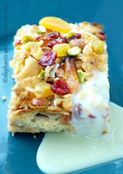 Thumbnail for Umm Ali / Om Ali / Egyptian Dessert / Middle Eastern Cuisine
