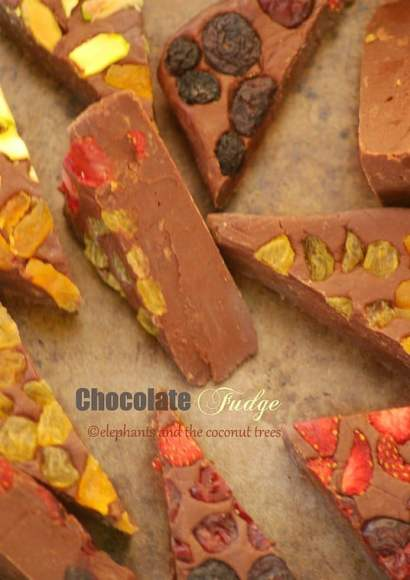 Thumbnail for Easy Chocolate Fudge – 2 Minute Microwave Recipe